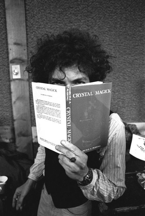 Bob Dylan reads. | book imagery | Scoop.it