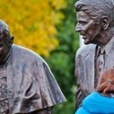 Statue of Reagan and pope vandalized | Ronald Reagan | Scoop.it