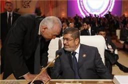Morsi 'expects' Egypt elections in October | Égypt-actus | Scoop.it