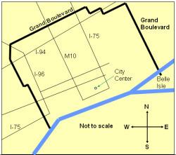 Grand Boulevard (Detroit) - Wikipedia, the free encyclopedia   Detroit   Scoop.it