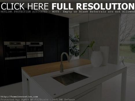 Modern Minimalist Kitchen Design Trends 2014   home design   Scoop.it
