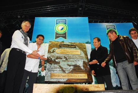 Brazil-Argentina cross-border events for Iguazu Falls | World of ... | New7Wonders | Scoop.it