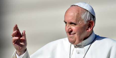 Pope Francis Is The Internet's Most Popular Person | Kickin' Kickers | Scoop.it