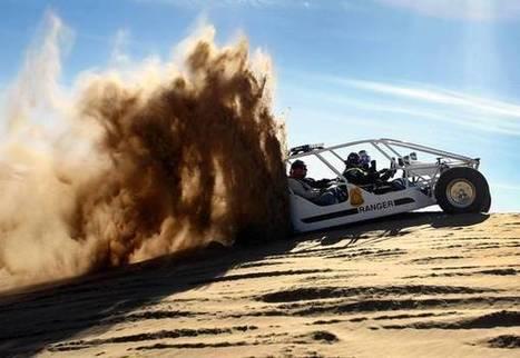 U.S. seeks to reopen disputed Imperial Sand Dunes area to off-roaders | Hot Desert | Scoop.it