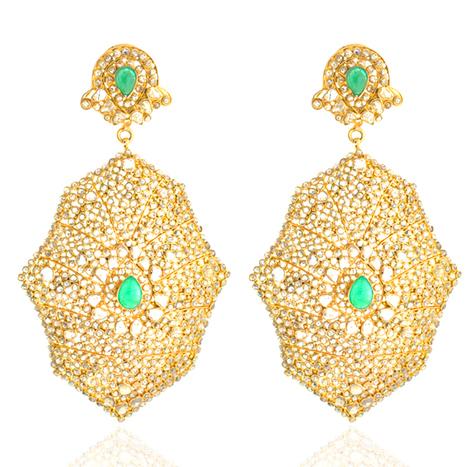 Bezel Set Diamond Dangle Earrings | Wholesale Jewelry | GemcoDesigns | Pave Diamond Palm Bracelets | Diamond Jewelry | GemcoDesigns | Scoop.it