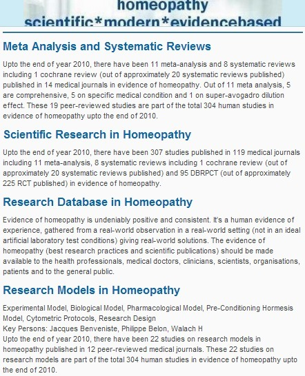 Mobile site of Science-based Homeopathy blog | Science-based Medicine | Scoop.it