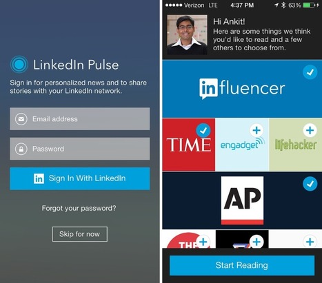 LinkedIn Unveils Major Pulse Integration, Replaces LinkedIn Today | Better know and better use Social Media today (facebook, twitter...) | Scoop.it