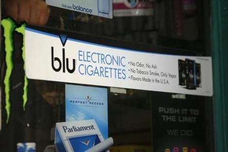 Study of smoking cancer patients fuels e-cigarette debate | Vaping | Scoop.it