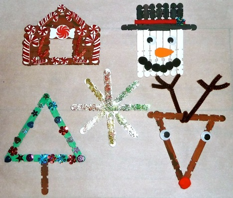 Christmas Crafts for Kids, Toddlers, Children | Merry Christmas 2015 Quotes, Gift Ideas, Cards, Sayings, Wishes | Happy Mother's Day 2014 | Scoop.it