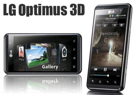 LG Optimus 3D: A Really Useful Information About LG Optimus Features | Nerd Treasure | Machinimania | Scoop.it