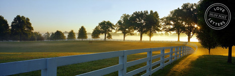 A Love Letter To Lexington, Kentucky -- Huffington Post | Horses: Design, Journalism, Publishing, and Media | Scoop.it