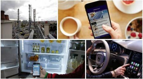 Téléphonie. En quoi la 5G devra être davantage qu'une 4G + ? | Le très-haut débit en France | Scoop.it