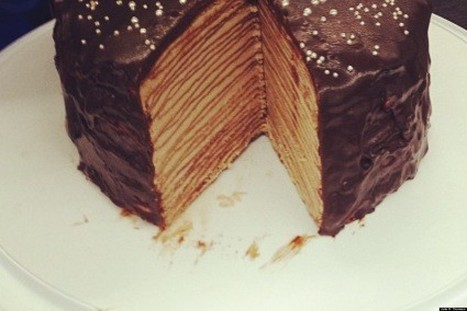 Slow Down And Make A Crepe Cake | Secondo Renato Di Lorenzo | Scoop.it