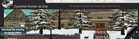 CyberNet Worlds| 3d Virtual Reality Avatar Chat | Tecnologías de Información y Comunicación, desde el punto de vista de Jacqueline Mejia Luna | Scoop.it