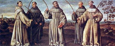Middeleeuwse monniken: franciscanen en dominicanen | Kunst en Cultuur: Geschiedenis | Leven in de Middeleeuwen | Scoop.it