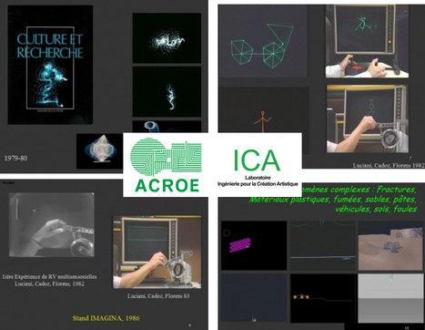 L'ACROE & le laboratoire ICA ///Music | Gesture | Image | Movement //Ingénierie de la Création Artistique | Digital #MediaArt(s) Numérique(s) | Scoop.it