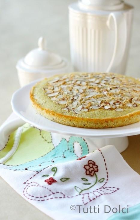 almond-orange cake   Food for Foodies   Scoop.it