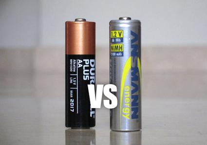 ¿En qué se diferencian una pila y una batería?   tecno4   Scoop.it