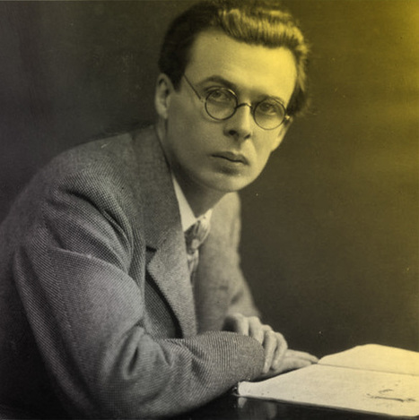 Get Out of Your Own Light: Aldous Huxley on Who We Are, the Trap of Language, and the Necessity of Mind-Body Education | Psychology, Sociology & Neuroscience | Scoop.it