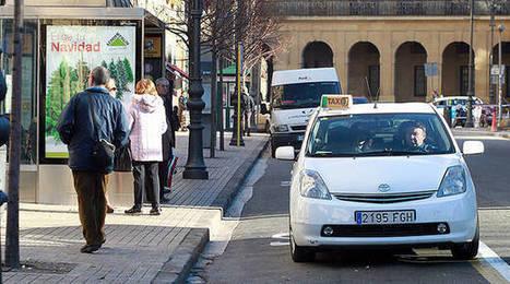 Los usuarios del taxi han caído otro 12% en el último año   Ordenación del Territorio   Scoop.it