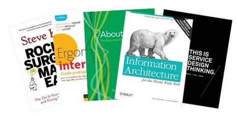 Quelles lectures choisir lorsqu'on débute en UX design ? | Jean-Fabien | Scoop.it