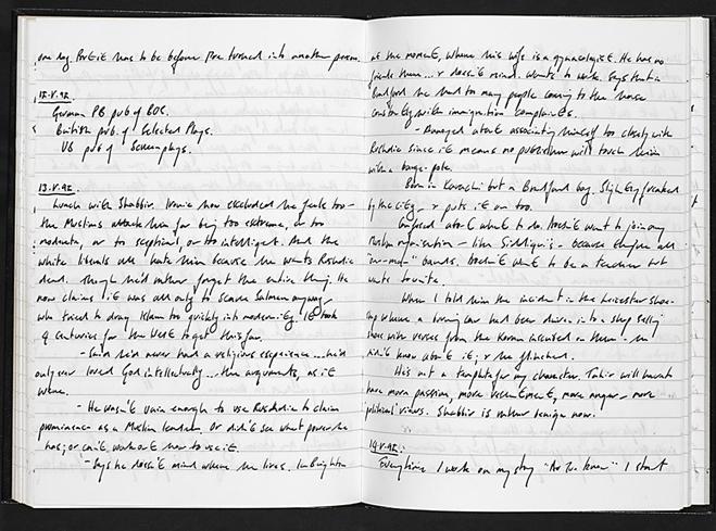 diary entry essay format