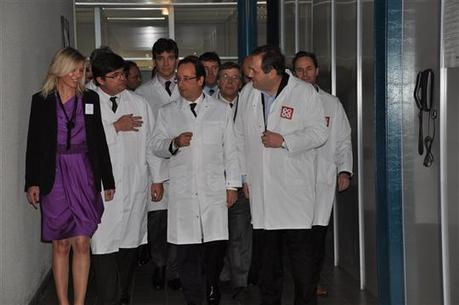 Hollande, en VRP du « patriotisme industriel » | Hollande 2012 | Scoop.it