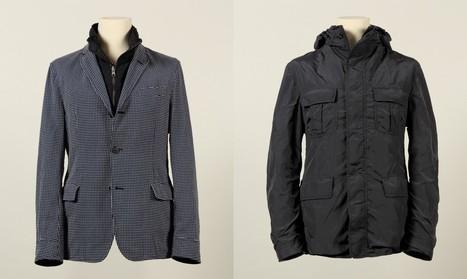 Black is back for men this summer - FT.com | Le Marche & Fashion | Scoop.it