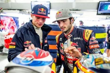 Vettel impressed by Toro Rosso rookies | F 1 | Scoop.it