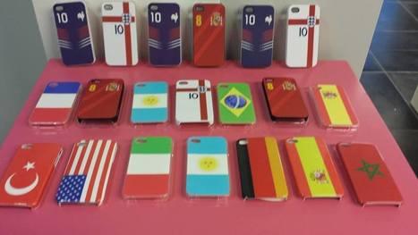 Les coques pour la coupe du monde 2014 - Tactil Center | Accessoires GSM Mobile Smartphone Tablettes | Scoop.it