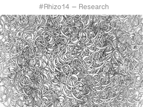 Making Sense of the Rhizome Metaphor for Teaching and Learning | Educational Leadership and Technology | Scoop.it