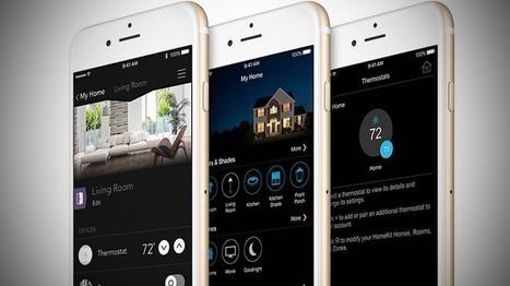 El iPhone 7 estrenará Home, una aplicación para controlar el hogar | dataInnovation | Scoop.it