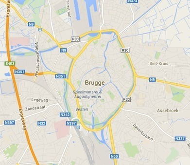 Bruges - The place to be   Transvisite   Scoop.it