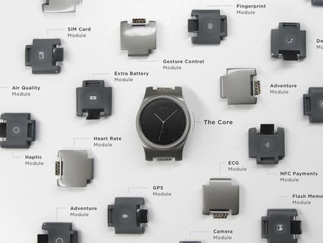 BLOCKS - The World's First Modular Smartwatch | SensiLab | Scoop.it