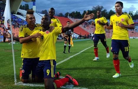 Colombia le ganó 1 - 0 a Corea del Sur en Esperanzas de Toulon | fútbol Total | Scoop.it