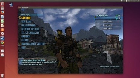 Linux gaming rising: 32 killer games for Steam Machines and Linux | Digital Culture | Scoop.it