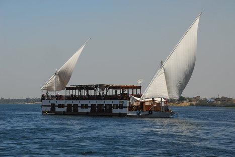 Oriental Tours Egypt   Egypt Boats : Dahabeya Al-Pasha   Scoop.it