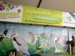 Extremadura muestra su oferta de turismo ornitológico y de naturaleza en Francia | Turismo | Scoop.it