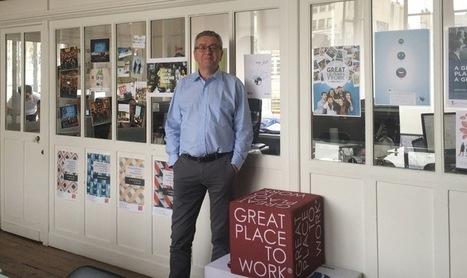 Patrick Dumoulin : « Le bien-être au travail est un gage de performance » | La Boîte à Idées d'A3CV | Scoop.it