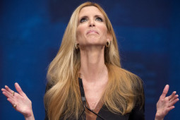 Right Wing Christian Ann Coulter Suggests Denying Citizenship To Blind People & People In Wheelchairs | Cult Watching | Scoop.it