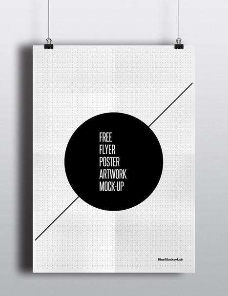 La collection ultime de PSD de qualité gratuits pour montrer vos designs prints | Time to Learn | Scoop.it