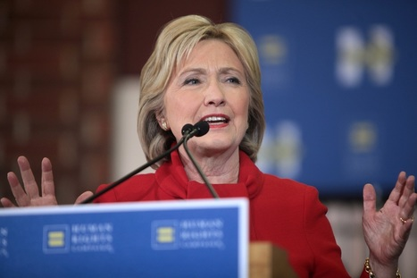 What does Hillary Clinton need to do to win over climate hawk voters? | Green Forward - Environment-World | Scoop.it