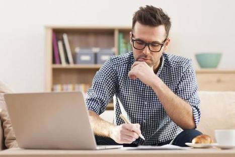 5 Tips to Improve Writing in Online Classes | Scriveners' Trappings | Scoop.it