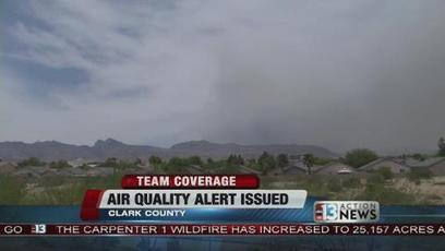 [Nevada] Air quality alert issued for unhealthy levels of pollutants | Indoor air pollution | Scoop.it