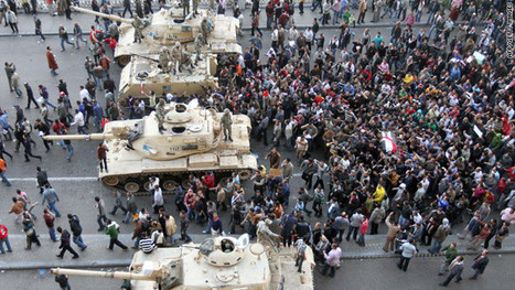 Live blogging the Egypt uprising: Jan. 30 | Coveting Freedom | Scoop.it