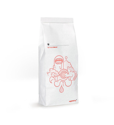 Eighthirty Coffee Roasters Designed by Butcher & Butcher ltd | Packaging Design Ideas | Scoop.it