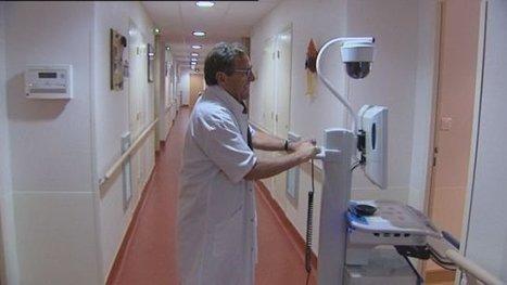 La télémédecine expérimentée en EHPAD | systemes d'information de santé | Scoop.it