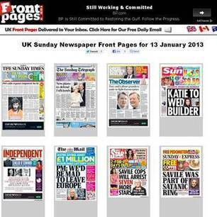 Paperboy Online Newspapers   English EOI   Scoop.it