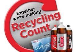 Tesco teams up with Coca-Cola to incentivise customer recycling | RSE | Scoop.it