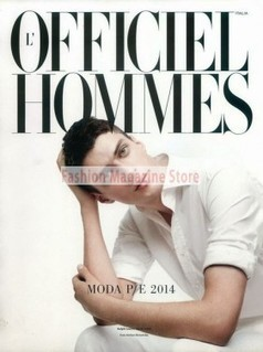 L'officiel Hommes Italy - Lofficiel Magazines - High Fashion Series | Fashion Magazine Store | Scoop.it